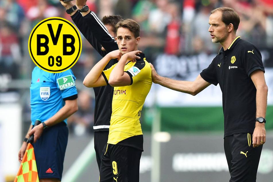 Ex-BVB-Profi holt zum Rundumschlag aus! Januzaj kritisiert Dortmund und Tuchel!