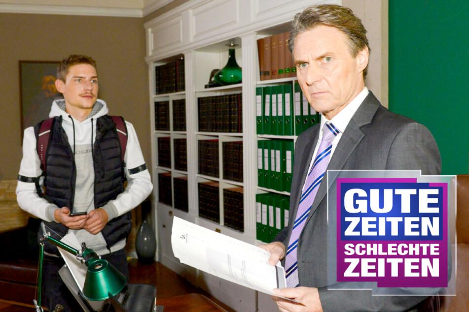 GZSZ: Über dieses Gerner-Accessoire lachen die GZSZ-Fans!