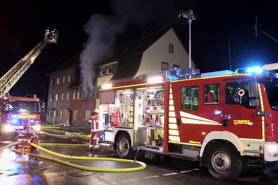 Leichenfund nach Brand in Mehrfamilienhaus: Toter offenbar identifiziert