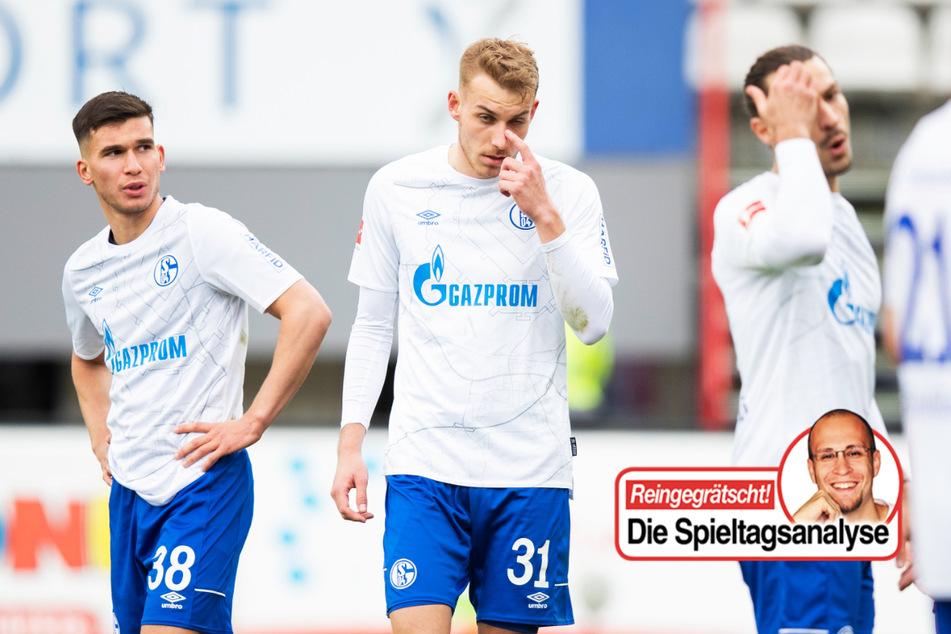 Mega-Spannung im Abstiegskampf der 1. und 3. Liga!