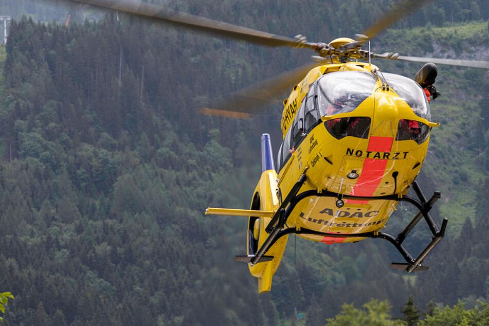 Es gleicht einem Wunder! Skibergsteiger überlebt 100-Meter-Sturz in den Alpen