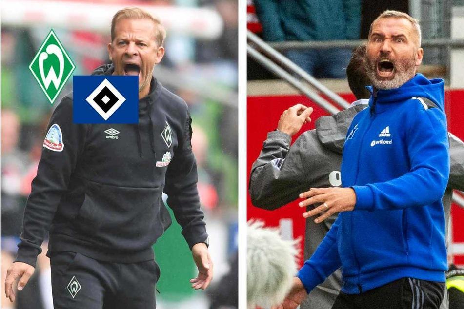 HSV reist zu Werder Bremen: Alle wichtigen Infos zum Nord-Derby