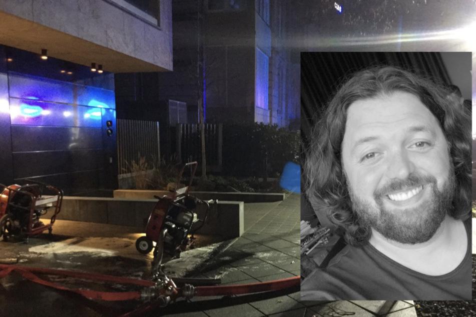 Frankfurts Szene-Gastronom Sam Kamran stirbt bei Wohnungsbrand