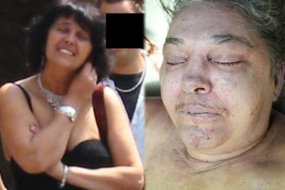 Getötet und einfach abgelegt: Wer kann Hinweise zu Martina Gabriele Lange geben?