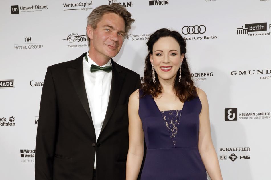 Frank Sippel (48) und Jasmin Wagner (40) befinden sich nach fünf Jahren Ehe im Trennungsjahr. (Archivbild)