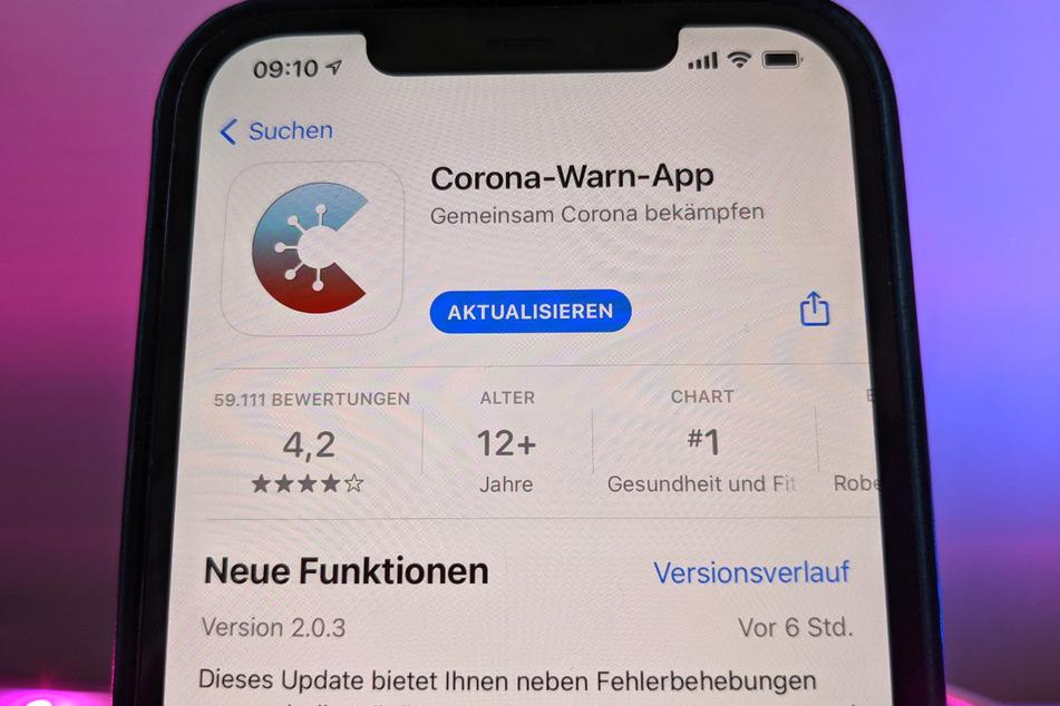 Die offizielle Corona-Warn-App des Bundes steht inzwischen in der neuen Version 2.1 bereit.