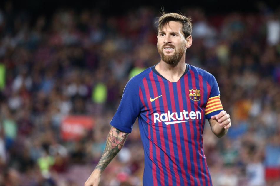 Klausel greift nicht! Lionel Messi bleibt dem FC Barcelona erhalten