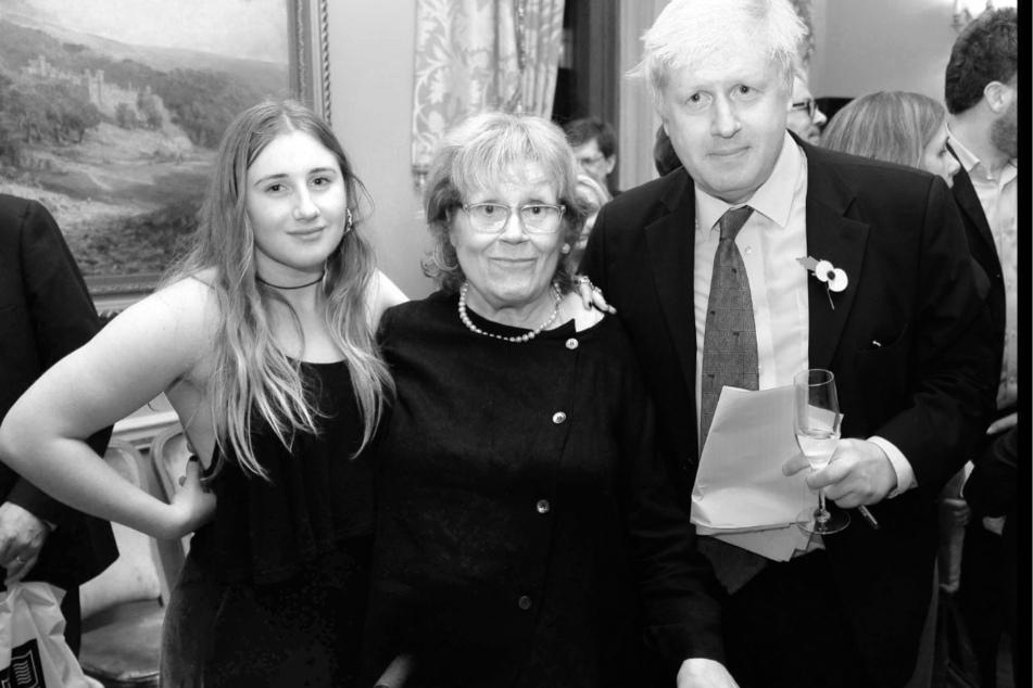 Charlotte Johnson Wahl: Mutter von Briten-Premier gestorben