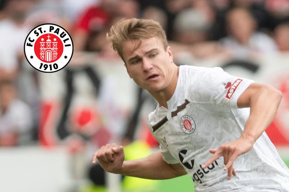 FC St. Pauli verleiht Profi Carstens an Drittliga-Klub