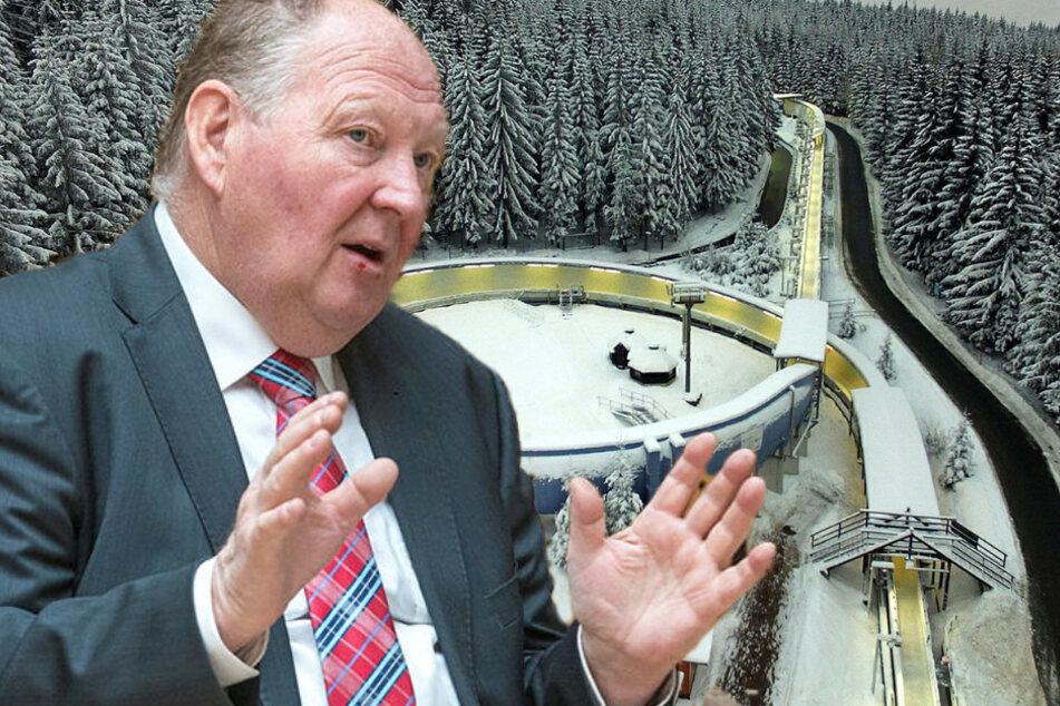Schneefreie Attraktion! Ein Seilbahn-Projekt fürs Osterzgebirge