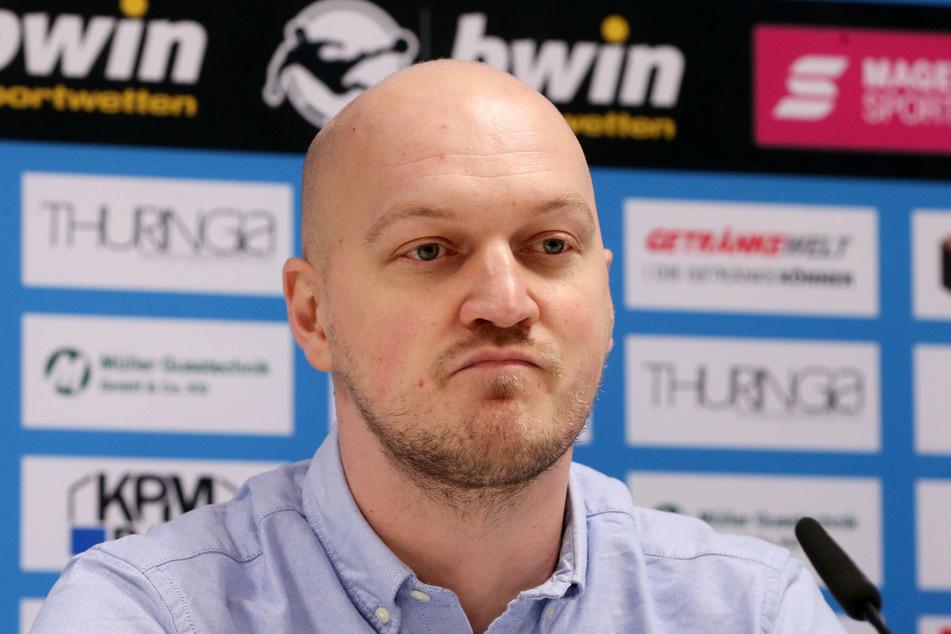 CFC-Sportdirektor Armin Causevic ist angesichts der niedrigen Zuschauerzahlen enttäuscht (Archivbild).
