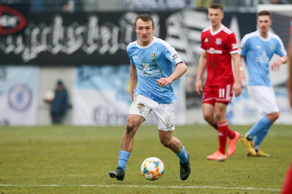 Daniel Bohl will mit dem CFC einen gelungenen Neustart hinlegen.