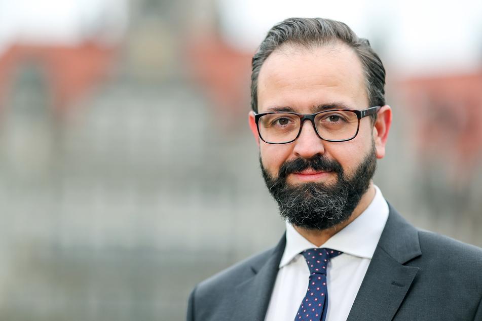 Sachsens Wissenschaftsminister Sebastian Gemkow (41, CDU).