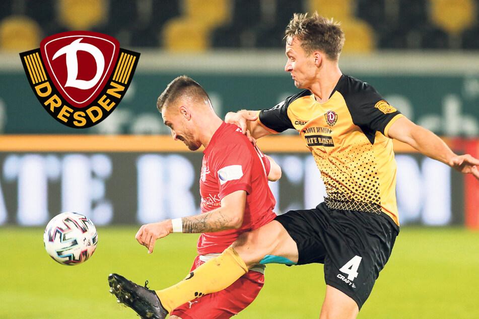 """Dynamos Tim Knipping: """"Mit Schönspielerei und Tiki-Taka geht's nicht!"""""""