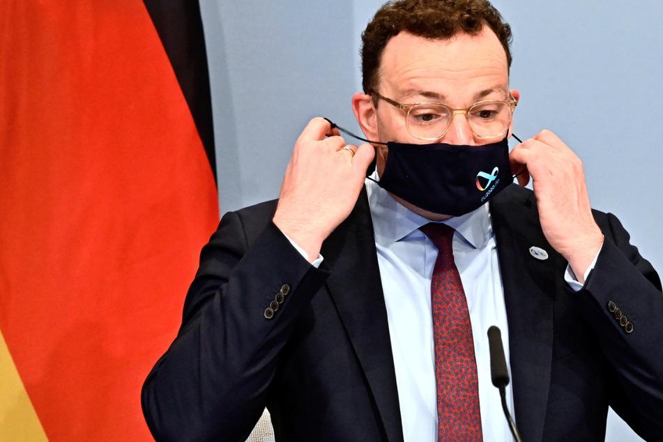 Bundesgesundheitsminister Jens Spahn (CDU). (Archivbild)