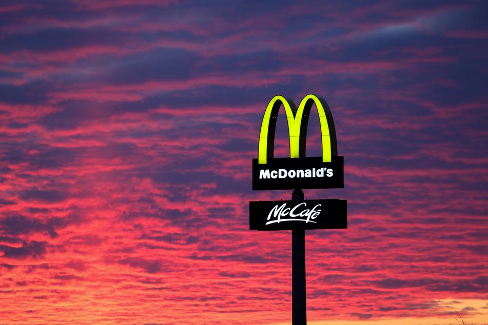 In einem US-amerikanischen McDonald's kam es zu einer Schießerei. (Symbolbild)