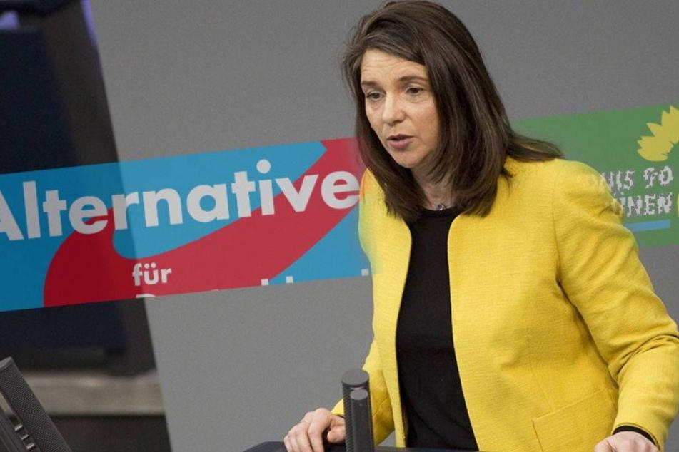 Göring-Eckardt will an die AfD-Wähler ran