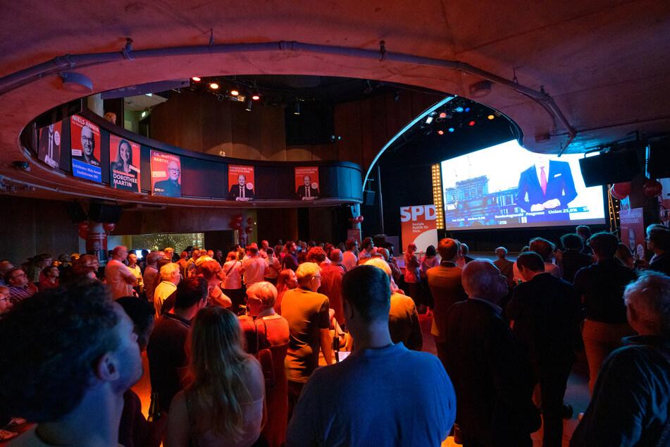 Bundestagswahl: SPD wird in Hamburg stärkste Kraft