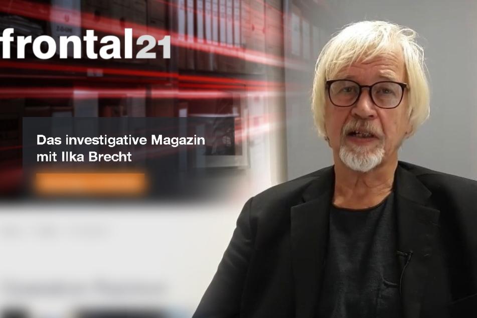 Deshalb löschte Frontal 21 das Video mit Virologe Wolfgang Wodarg