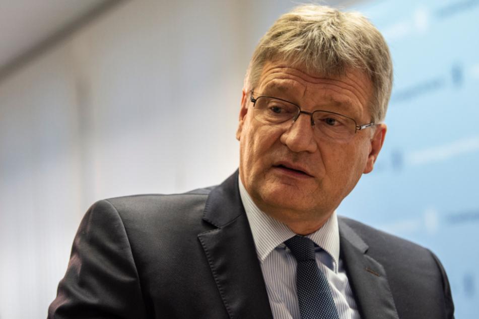 AfD-Bundessprecher Jörg Meuthen (58).