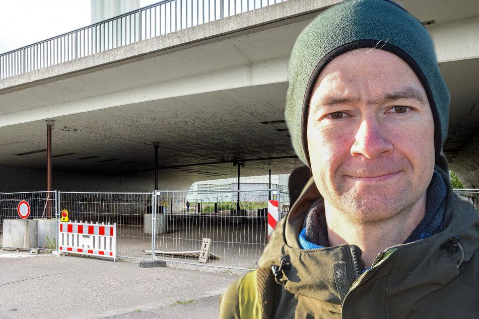 Petition gegen Fabrikstraßen-Sperrung: Radler setzen DREWAG unter Druck