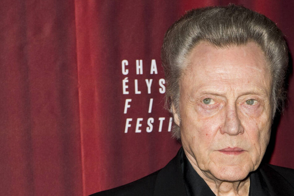 Christopher Walken has never owned a cell phone or sent an email
