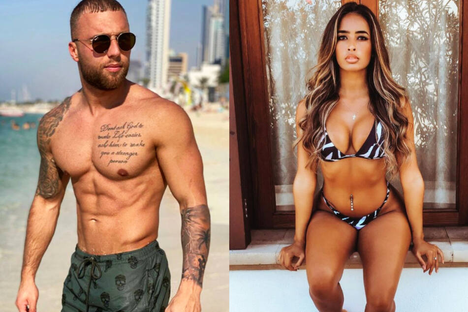 Das neue Traumpaar im Bachelor-Universum? Filip Pavlovic (26) und Nathalia Goncalves Miranda (27).