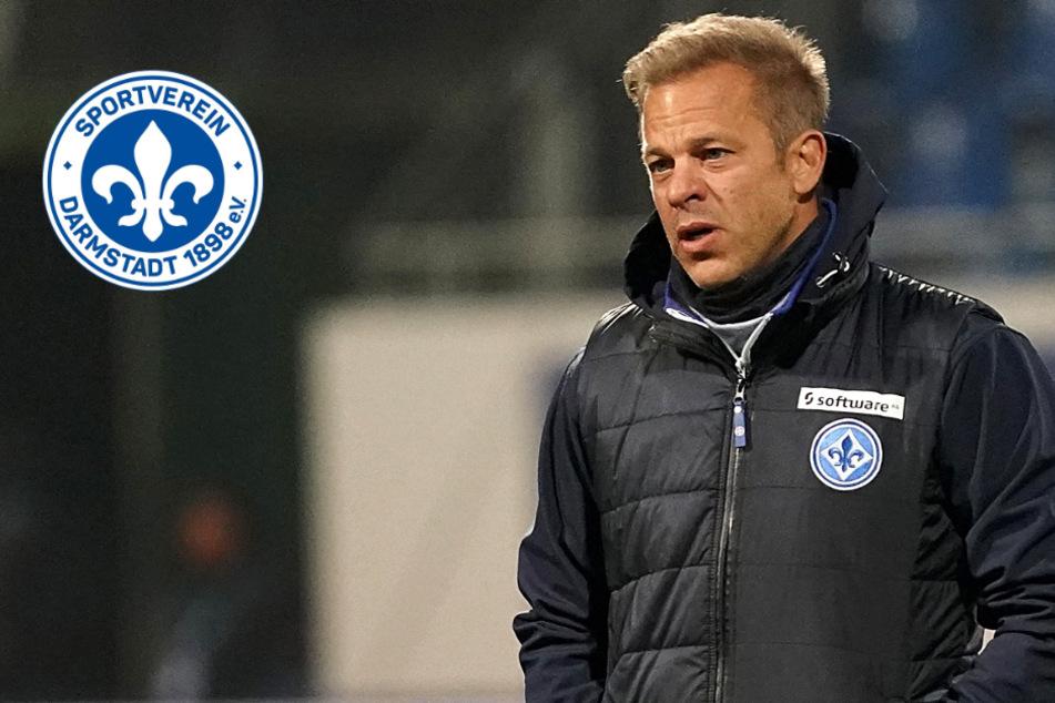 SV Darmstadt 98: Trainer Markus Anfang möchte Kader im Winter aufstocken