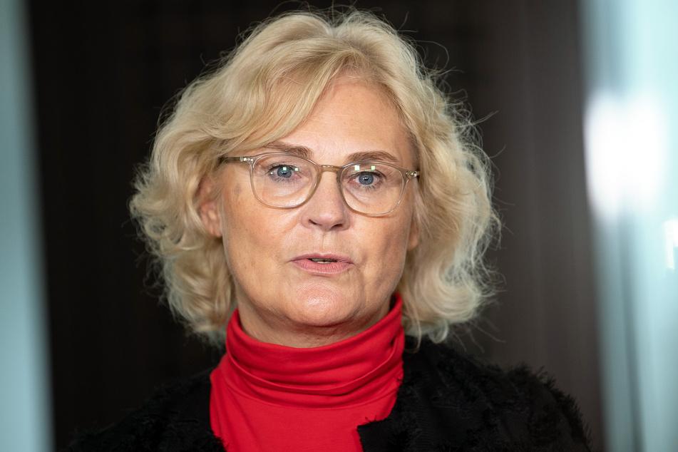 Appelliert für die Akzeptanz bei Gutscheinen: Bundesjustizministerin Christine Lambrecht (SPD).