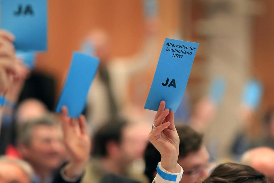 Schon in der Vergangenheit fanden in der Siegener Stadthalle interne Wahlen der AfD statt. (Archivfoto)