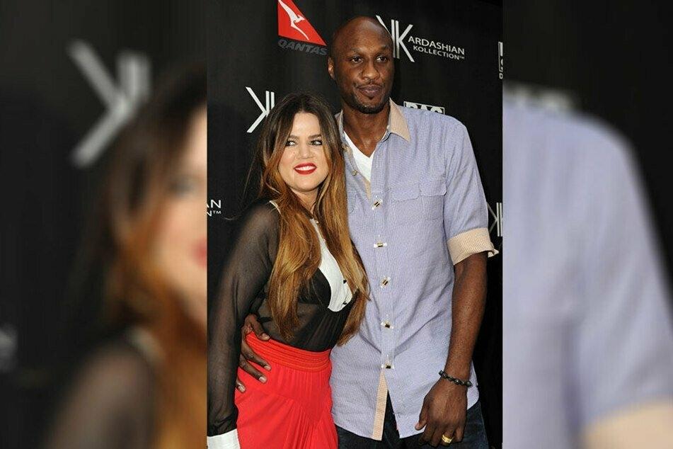 Ein Bild aus vergangenen Zeiten: Lamar Odom (41, r.) war jahrelang mit Khloé Kardashian verheiratet. (Archivbild)