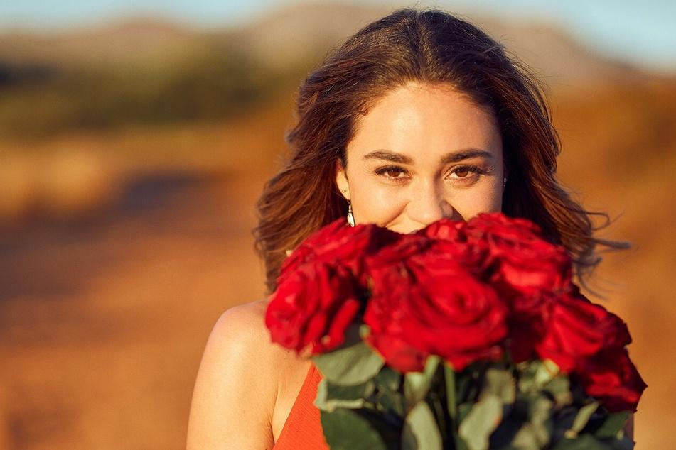 """Melissa ist die Frau der Rosen: Beendet sie den """"Bachelorette""""-Fluch?"""