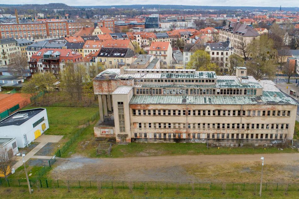 Dresden: Was wird aus Dresdens Sachsenbad? Die Bürger haben gewählt!