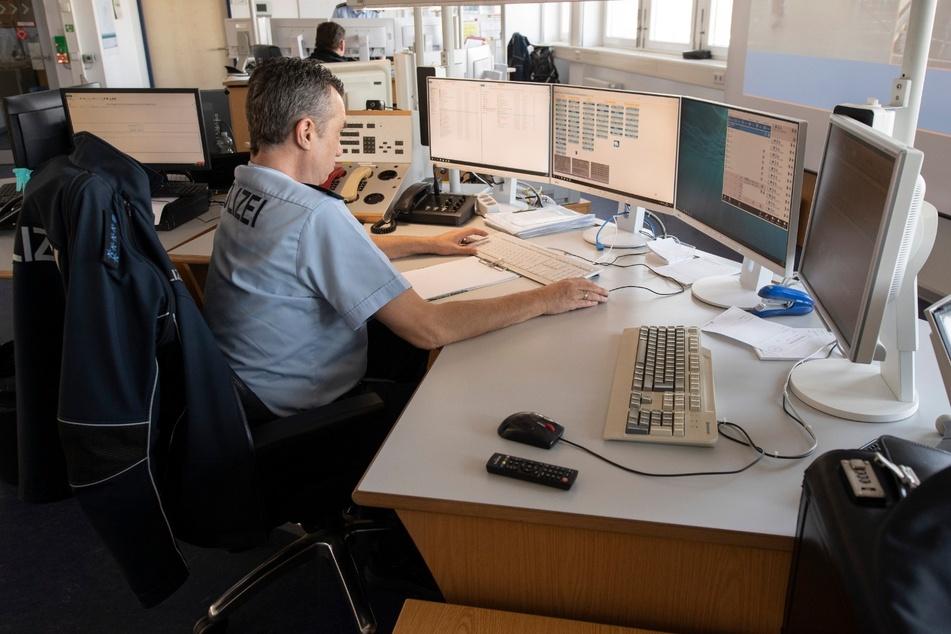 Wann bekommt die Dresdner Polizei die meisten Anrufe? (Symbolbild)