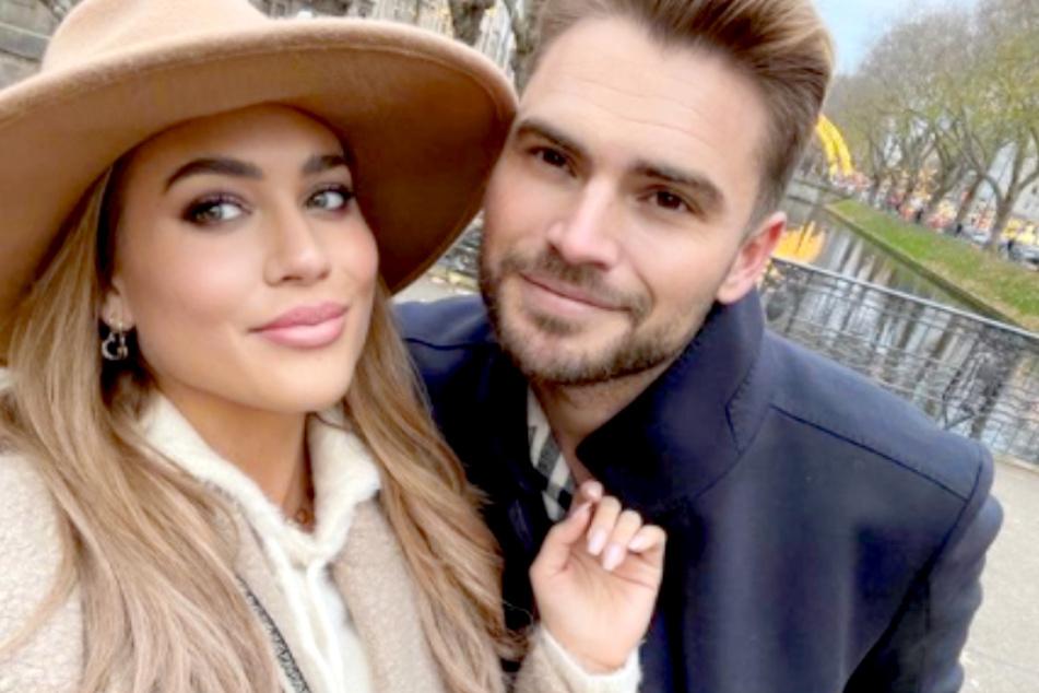 Johannes Haller (32) und Jessica Paszka (30) erwarten ein Baby.