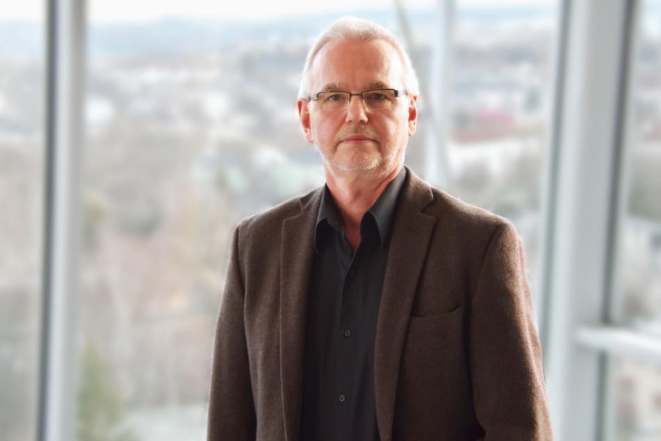 Dr. Thomas Grünewald, Leiter der Klinik für Infektionsmedizin, ist von der Wirksamkeit der App überzeugt.