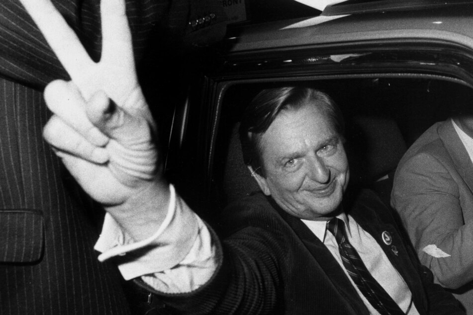Olof Palme wurde am 28. Februar 1986 in Stockholm ermordet.