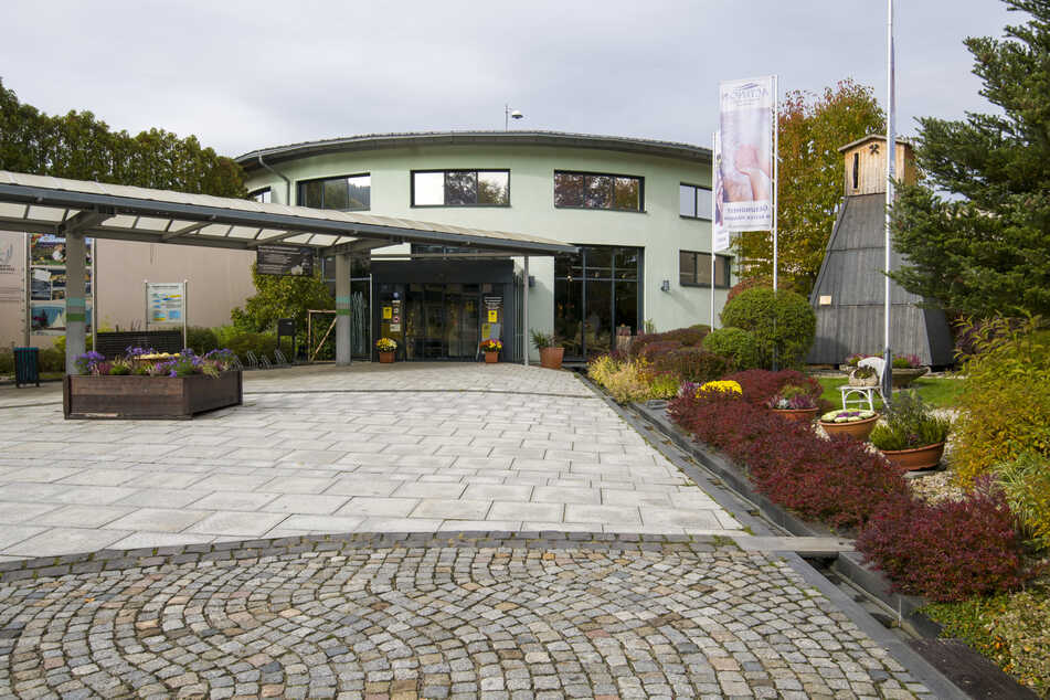 Kurhaus Bad Schlema: Größte Sanierung seit der Eröffnung!