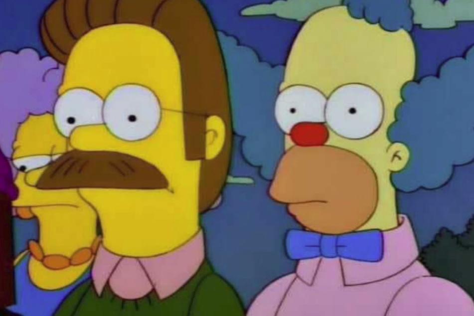 Simpsons-Fan macht krasse Entdeckung: Erschoss Homer, verkleidet als Krusty, Mr. Burns?