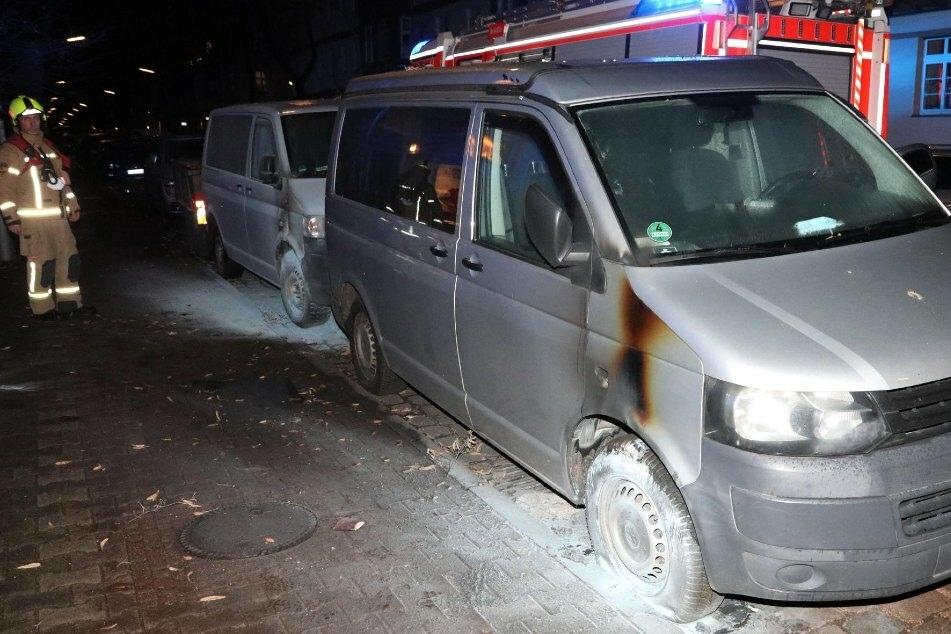 Berlin: Autos brennen in Weihnachtsnacht in Neukölln
