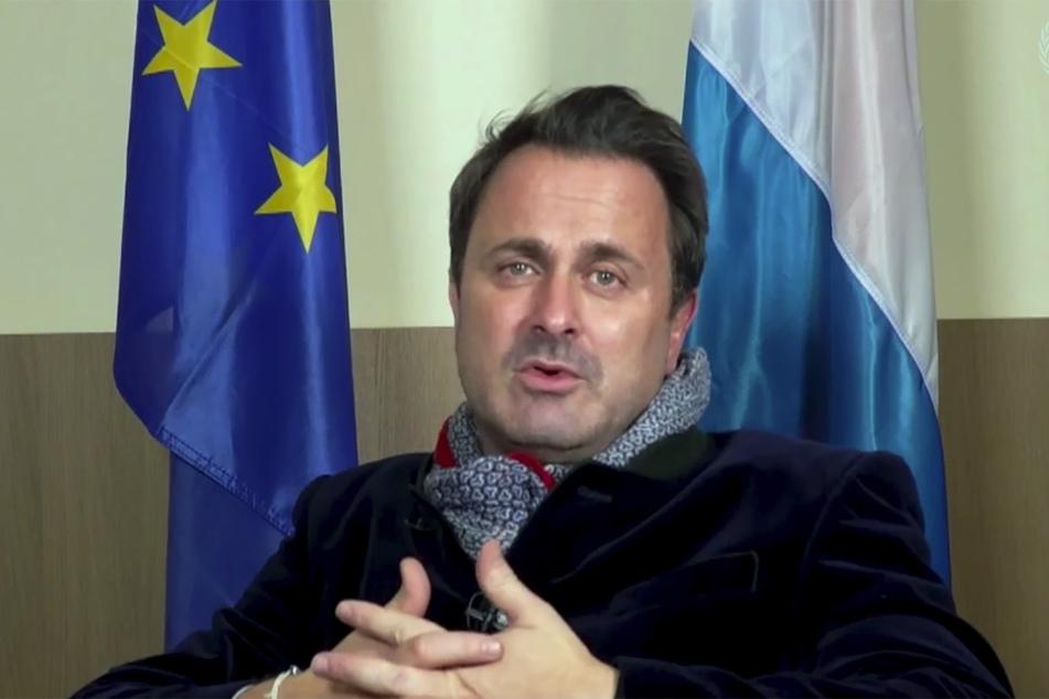 Xavier Bettel (48), Premierminster von Luxemburg.