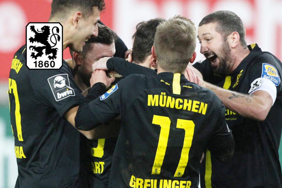 Kaltschnäuzige Löwen gewinnen Traditionsduell! TSV 1860 schlägt Kaiserslautern