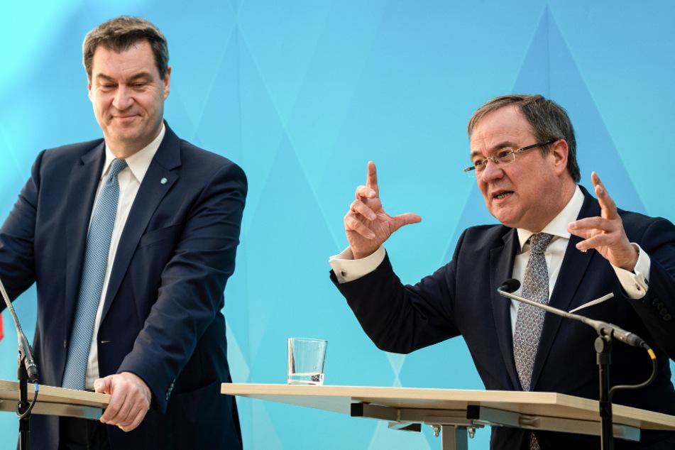 Laschets Sieg und Söders Zukunft: Ostern wird es für Union ernst