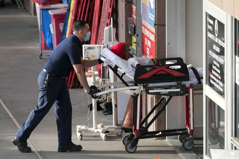 Die neue Corona-Variante könnte die ohnehin schon verheerende Gesundheitskrise in den USA noch verschlimmern.