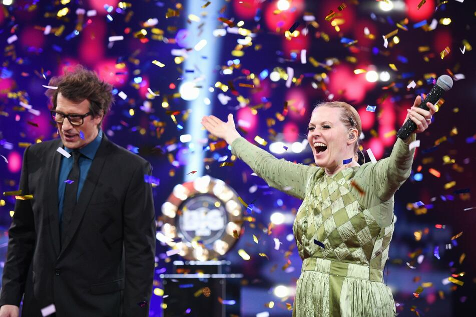 Patricia Kelly (50) war begeistert von ihrem Sieg.