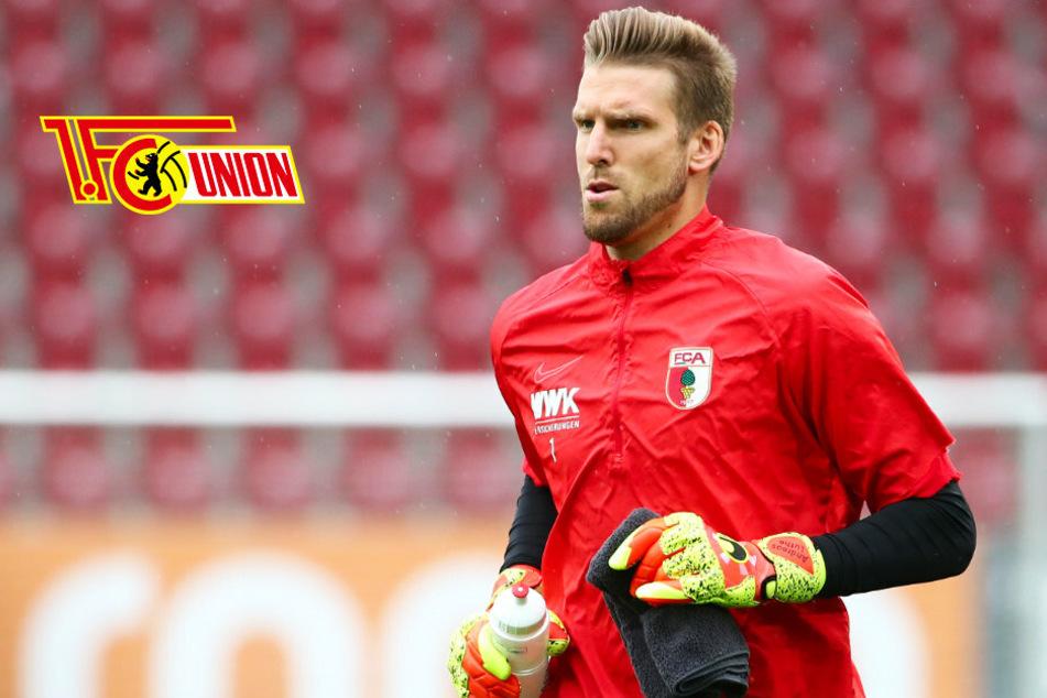 Berlin: Transfer fix: Union Berlin schnappt sich Augsburg-Keeper Andreas Luthe