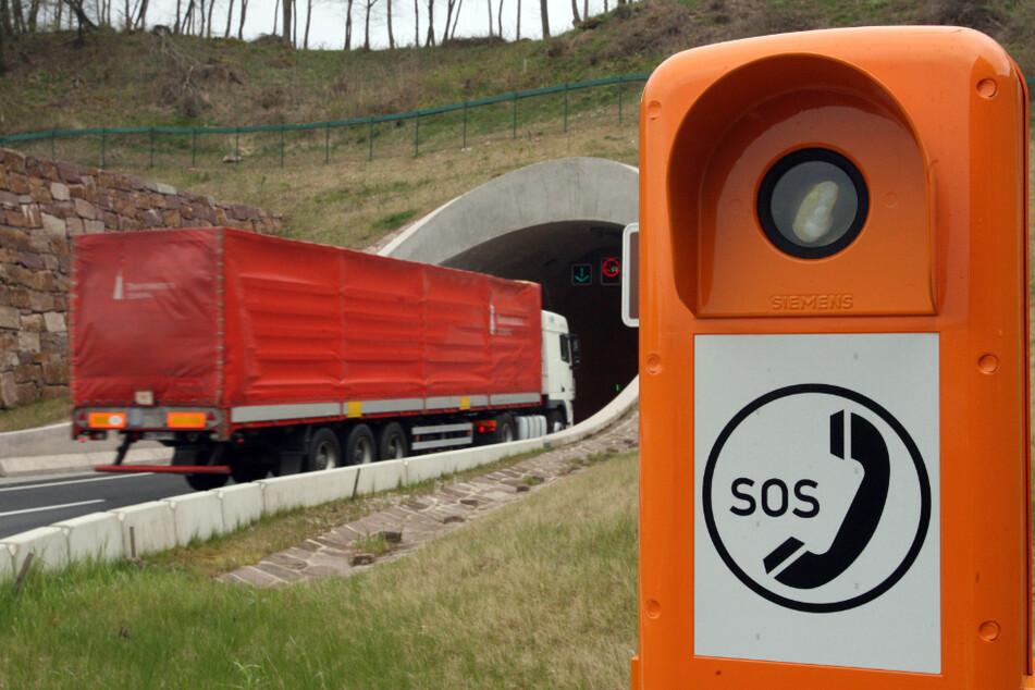 A38: Heidkopftunnel bis März täglich gesperrt
