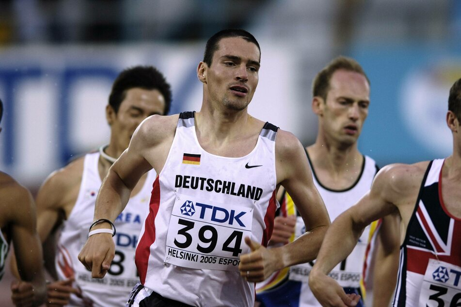 René Herms (†26, M.) war von 2003 bis 2006 bester deutscher Läufer über 800 Meter.