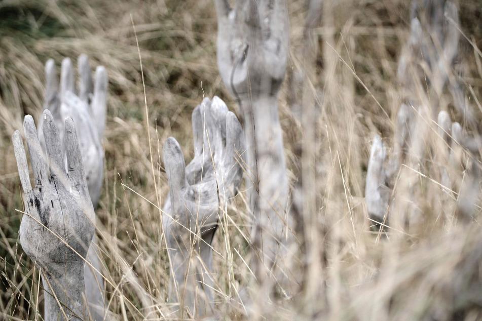 Aus Königsmühle (Kraluv mlýn) wurden alle 53 Bewohner nach dem Krieg Opfer der sogenannten wilden Vertreibungen.