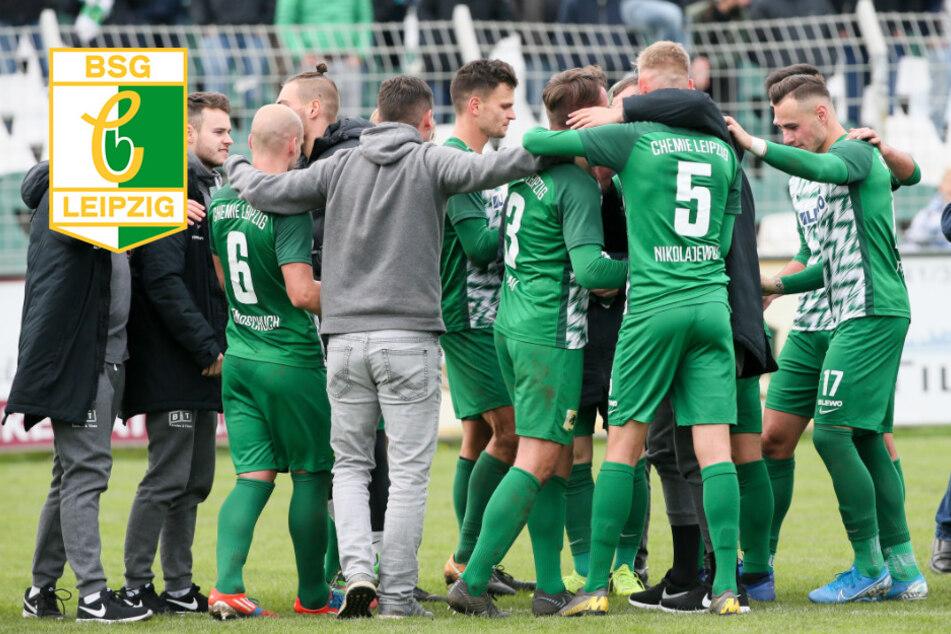 Saisonauftakt am Samstag: Chemie Leipzig hofft auf ein volles Stadion in naher Zukunft